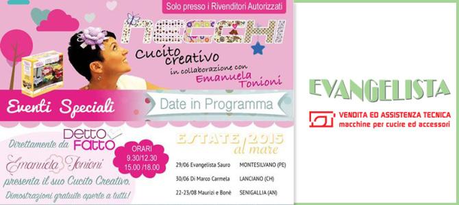 Emanuela Tonioni arriva anche a Montesilvano