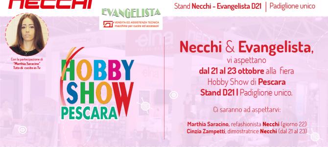 Hobby Show 2016 – stand Evangelista